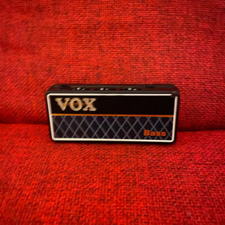 ヴォックス(VOX)のVOX amplug2 Bass(ベースアンプ)