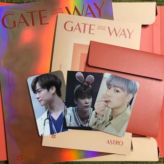ASTRO Gateway knock アルバム トレカ ムンビン(K-POP/アジア)