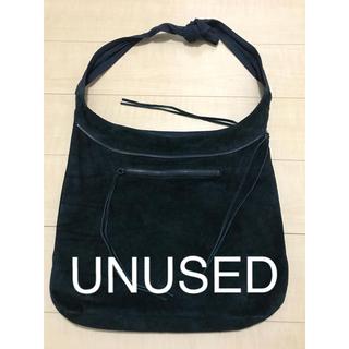 アンユーズド(UNUSED)の①UNUSEDのリバーシブルショルダーバッグ/UH0407(ショルダーバッグ)