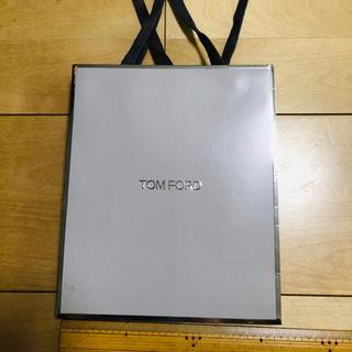 トムフォード(TOM FORD)のTOM FORD トムフォード ショッパー ショップ袋(ショップ袋)