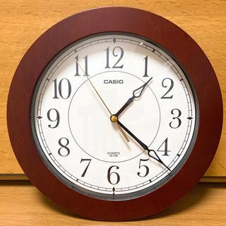 カシオ(CASIO)のCASIO 壁掛け 時計(掛時計/柱時計)