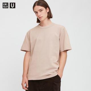 ユニクロ(UNIQLO)のユニクロ♡クルーネックT(半袖)*・゜゜・*:.。..。.:*・(Tシャツ(半袖/袖なし))