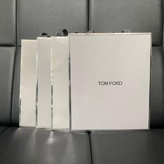 トムフォード(TOM FORD)のトムフォード ショップ袋 4枚(ショップ袋)