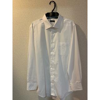 THE SUIT COMPANY - スーツカンパニー 白ワイシャツ