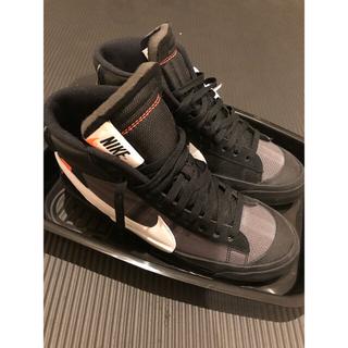 ナイキ(NIKE)の[期間限定値下げ中] Nike×Off-White Blazer(スニーカー)