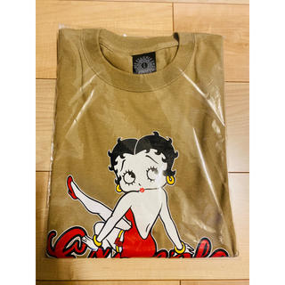 EXAMPLE×Betty Boop ベティ Tシャツ(Tシャツ/カットソー(半袖/袖なし))