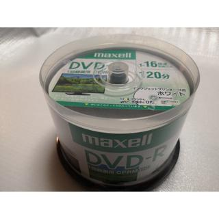 MAXELL DVD-R 50枚(その他)