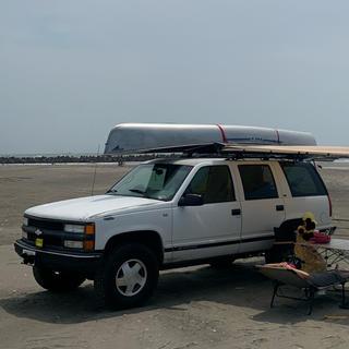 シボレー(Chevrolet)のシボレー  タホ 98 丈夫で故障の少ないボーテックエンジン(車種別パーツ)