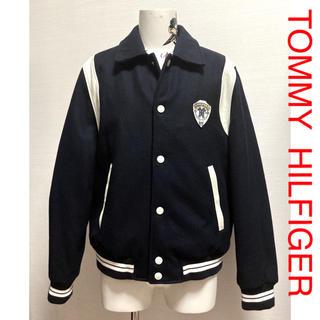 トミーヒルフィガー(TOMMY HILFIGER)のTOMMY HILFIGER 高級 本革 スタジャン M トミーヒルフィガー(スタジャン)