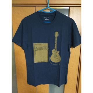 バナナリパブリック(Banana Republic)の【売り尽くし】BANANA REPUBLIC ギター Tシャツ ダークグレー(Tシャツ/カットソー(半袖/袖なし))
