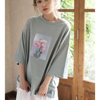 ワンアフターアナザーナイスクラップ(one after another NICE CLAUP)のNICE CLAUP Tシャツ(Tシャツ(長袖/七分))
