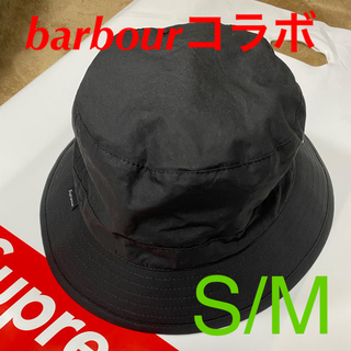 シュプリーム(Supreme)の Supreme®/Barbour® Waxed Cotton Crusher(ハット)