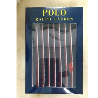 ポロラルフローレン(POLO RALPH LAUREN)の新品★ポロ ラルフローレン ボクサーパンツ M ストライプ(ボクサーパンツ)