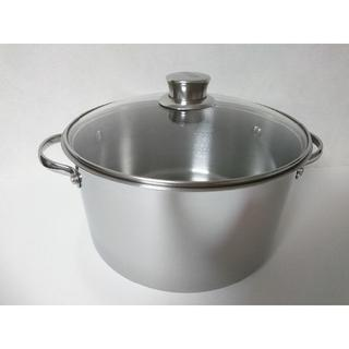 マイヤー(MEYER)のMEYERハイキャセロールシルバー24cm(鍋/フライパン)