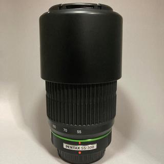 PENTAX - PENTAX DA55-300mm F4-5.8ED ペンタックス 望遠ズーム