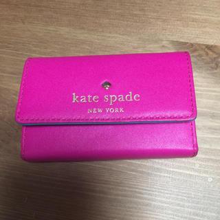 ケイトスペードニューヨーク(kate spade new york)のKate spade ケイトスペード カード入れ 名刺入れ(名刺入れ/定期入れ)