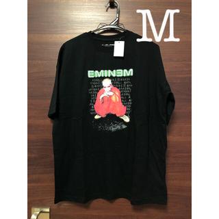 ウィゴー(WEGO)の未使用タグ付 ウィゴー WEGO エミネム  Tシャツ M EMINEM(Tシャツ/カットソー(半袖/袖なし))