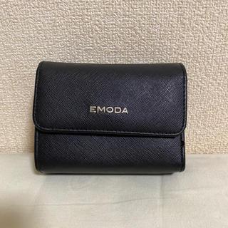 エモダ(EMODA)のエモダ デジカメケース ブラック(ポーチ)