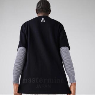 マスターマインドジャパン(mastermind JAPAN)のmastermind japan lacoste  ピケTシャツ L ※定価(Tシャツ/カットソー(半袖/袖なし))