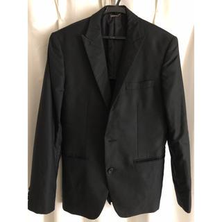 テットオム(TETE HOMME)のTETE HOMME スーツ 黒 size S〜M(セットアップ)