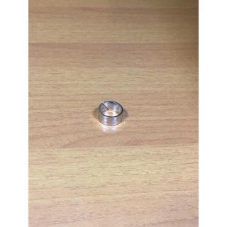 ステュディオス(STUDIOUS)のDIGG 叩きリング(リング(指輪))