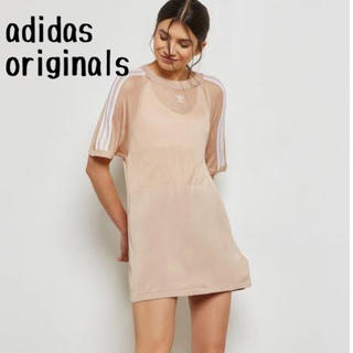 アディダス(adidas)のadidas originals ワンピース(ミニワンピース)