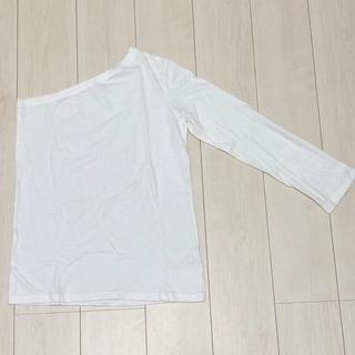 エディットフォールル(EDIT.FOR LULU)のthe virgins  one shoulder long t(Tシャツ/カットソー(七分/長袖))