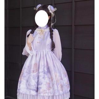 アンジェリックプリティー(Angelic Pretty)の中華風lolitaワンピース最終値下げ(ひざ丈ワンピース)