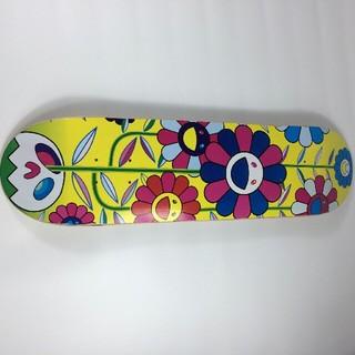 メディコムトイ(MEDICOM TOY)の村上隆 スケートボード☆限定品☆(スケートボード)