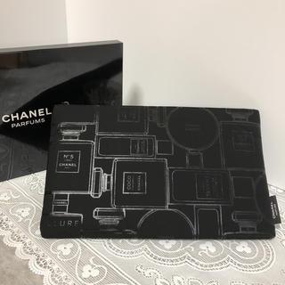 シャネル(CHANEL)のCHANEL シャネルノベルティーポーチ(未使用品)(ポーチ)