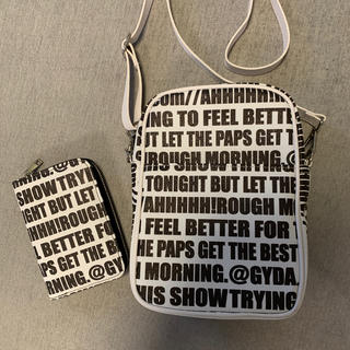 ジェイダ(GYDA)のGYDA・ショルダーバッグ・財布セット・新品(ショルダーバッグ)
