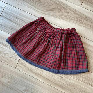ファミリア(familiar)のファミリア リバーシブルスカート 80(スカート)