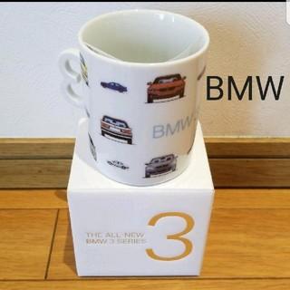 ビーエムダブリュー(BMW)の『BMW』オリジナルノベルティー マグカップ 非売品(その他)