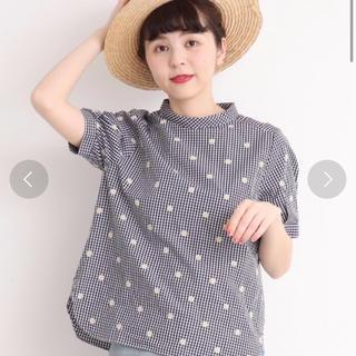 チャイルドウーマン(CHILD WOMAN)のchild woman ♡刺繍ブラウス(シャツ/ブラウス(半袖/袖なし))