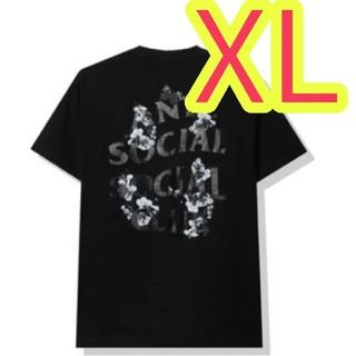 アンチ(ANTI)の【新品未使用】XL 限定 ASSC Dramatic Black Tee(Tシャツ/カットソー(半袖/袖なし))