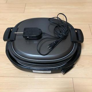 アイリスオーヤマ(アイリスオーヤマ)のホットプレート 2017年製(ホットプレート)