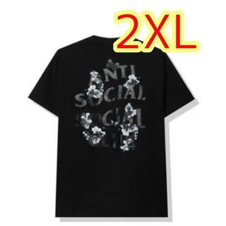アンチ(ANTI)の【新品】2XL 限定 ASSC Dramatic Black Tee XXL(Tシャツ/カットソー(半袖/袖なし))