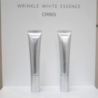 オルビス(ORBIS)のリンクルホワイトエッセンス 2個セット 新品未使用(美容液)