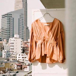 マメ(mame)のleinwande ラインヴァンド nylon blouses(シャツ/ブラウス(長袖/七分))
