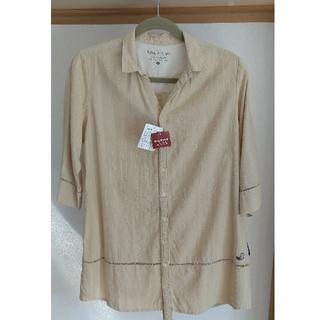 ドラッグストアーズ(drug store's)のdrag store's  七分袖シャツ ドラッグストアーズ(シャツ/ブラウス(長袖/七分))