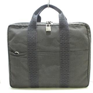 Hermes - エルメス ビジネスバッグ グレー 旧型金具
