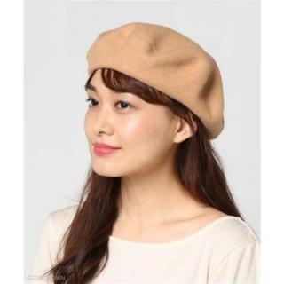 ウィゴー(WEGO)のWEGO ベレー帽(ハンチング/ベレー帽)