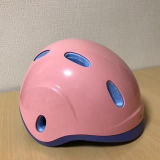 パナソニック(Panasonic)のパナソニック 子供用 自転車ヘルメット 美品(ヘルメット/シールド)