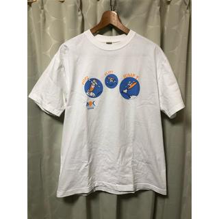 モンベル(mont bell)のVintage 古着 Montbell モンベル M.O.C 半袖 Tシャツ(Tシャツ/カットソー(半袖/袖なし))