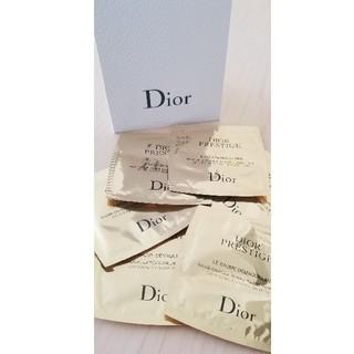 クリスチャンディオール(Christian Dior)の【お得♥️3231円相当】Dior プレステージ✨メイク落とし&洗顔セット(クレンジング/メイク落とし)