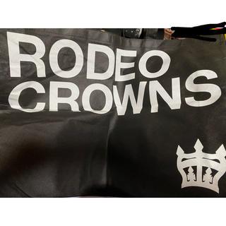 ロデオクラウンズワイドボウル(RODEO CROWNS WIDE BOWL)のロデオクラウンズ ショッパー(ショップ袋)