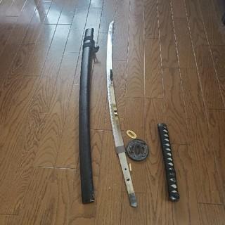 日本刀(模擬刀、模造刀)(小道具)