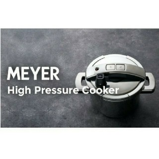 マイヤー(MEYER)のマイヤー 超高圧力鍋 4.0L MEYER ハイプレッシャークッカー(鍋/フライパン)