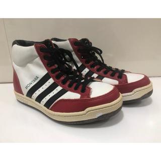 アディダス(adidas)の90s adidas MONTANA 安全靴 23センチ 新品(その他)