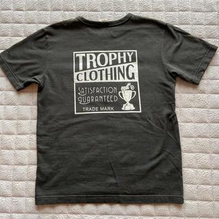 ウエアハウス(WAREHOUSE)のトロフィークロージングTシャツ(Tシャツ/カットソー(七分/長袖))